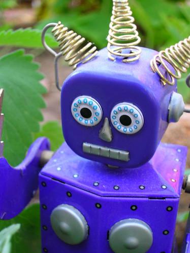 robot automatizační